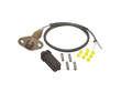 08/87 - 07/89 Toyota Celica GTS Cpe/LBack 3SGELC Bosch Oxygen Sensor border=