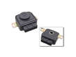 97-99 Audi A8 Quattro V8 4.2L ABZ-4.2 Bosch Throttle Position Sensor border=