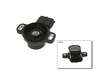 96-97 Lexus LX 450 Inline-6 Cyl 1FZFE  Throttle Position Sensor border=