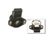 08/84 - 07/85 Toyota Pickup Truck EFI 22REC  Throttle Position Sensor border=