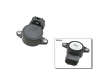 11/00 - 07/03 Toyota Highlander 2WD 4 Cyl 2AZFE Aisan Throttle Position Sensor border=