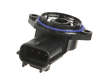 - 02 Ford Focus ZX5 L4 2.0 L4 2.0  Throttle Position Sensor border=