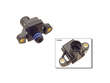 - 96 Dodge Stratus L4 2.4 L4 2.4  MAP Sensor border=