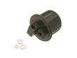 90-93 Honda Accord 2.2 DX 4dr F22A1 NPN Fuel Filter border=