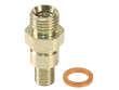 Bosch Fuel Pump Check Valve for Volvo 240