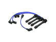 06/92 - 07/96 Nissan Altima 2.4 GLE KA24DE NGK Spark Plug Wires border=