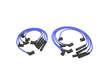 07/81 - 12/82 Nissan 720 Pickup 2.2 Z22 NGK Spark Plug Wires border=