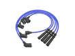 01/86 - 07/88 Nissan Sentra 1.6 3dr Coupe E16I NGK Spark Plug Wires border=
