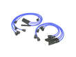 10/83 -  Nissan 200SX 2.0 4-Cyl. CA20E NGK Spark Plug Wires border=