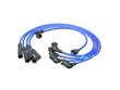 06/77 - 06/79 Nissan 510 2.0 L20B NGK Spark Plug Wires border=