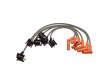 99-00 Ford Explr 4WD XLS OHV V6 4.0 Prestolite Spark Plug Wires border=