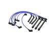 08/88 - 07/89 Nissan Maxima 3.0 SOHC SE VG30E NGK Spark Plug Wires border=