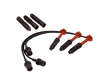 Beru Ignition Wire Set for Mercedes Benz C 280 Sedan