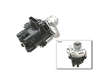 94-95 Ford Aspire SE L4 1.3 L4 1.3  Ignition Distributor border=