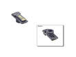 85-87 Honda Prelude 2.0 Si (F/I) BT,A20A Japan Distributor Rotor border=