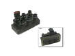 95-98 Ford Contour GL V6 2.5 V6 2.5 Vista-Pro Automotive Ignition Coil border=