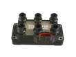 95-98 Ford Contour GL V6 2.5 V6 2.5 Motorcraft Ignition Coil border=