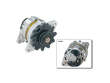 - 81 Subaru 2WD models 1.6 & 1.8 EA71,81 Bosch Alternator border=
