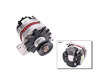 86 -  Volkswagen Jetta GL  Bosch Alternator border=