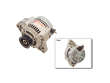 08/89 - 05/91 Toyota Corolla GTS Coupe 4AGE Denso Alternator border=