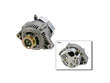 08/86 - 07/88 Toyota Camry I4 2WD Sedan 3SFE World Source One Alternator border=