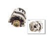 - 93 Chevrolet Beretta V6 3.1 V6 3.1 BBB Industries Alternator border=
