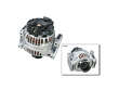 00-00 Saturn LS1 Series L4 2.2 L4 2.2 Bosch Alternator border=