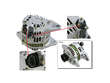 04-08 Subaru Forester Turbo EJ25 Bosch Alternator border=