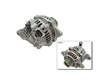 04-08 Subaru Forester Turbo EJ25 Denso Alternator border=