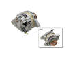 07/94 - 06/97 Nissan Altima 2.4 GLE KA24DE Bosch Alternator border=