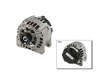 04-06 Volkswagen Beetle TDI Diesel BEW Valeo Alternator border=