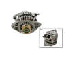 06/97 - 08/99 Nissan Altima 2.4 XE/GXE KA24DE World Source One Alternator border=