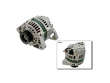 07/94 - 06/97 Nissan Altima 2.4 GLE KA24DE World Source One Alternator border=