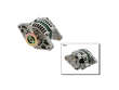 08/90 - 10/94 Nissan Sentra XE GXE GA16DE World Source One Alternator border=