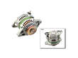 09/97 - 06/00 Nissan Frontier 4WD 4-cyl. KA24DE Japan Alternator border=