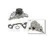 98-00 Chrysler Cirrus LXI V6 2.5 V6 2.5 AISIN Water Pump border=