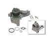 01/90 - 05/95 Toyota MR2 Non-Turbo 5SFE AISIN Water Pump border=