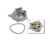 97-99 Chrysler Town & Country SX V6 3.8 Bosch Water Pump border=