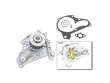 01/90 - 05/95 Toyota MR2 Non-Turbo 5SFE Bosch Water Pump border=