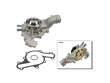 - 93 Mercury Sable V6 3.8 V6 3.8 Bosch Water Pump border=