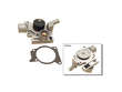 - 93 Mercury Tracer L4 1.9 L4 1.9 GMB Water Pump border=