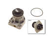 99-03 Saab 9-5 Sedan V6 SE Arc B308E Graf Water Pump border=