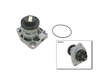 99-03 Saab 9-5 Sedan V6 SE Arc B308E Hepu Water Pump border=