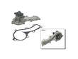 01/00 - 04/03 Nissan Sentra 1.8 XE QG18DE Japan Water Pump border=
