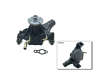 96 - 02 GMC Sonom Reg 2W V6 4.3 V6 4.3 GMB Water Pump border=