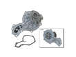 93-99 Volkswagen Golf III GL ABA GMB Water Pump border=