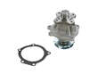 04-07 Buick Rainr RW CXL 4.2 L6 4.2 GMB Water Pump border=