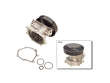 00-03 Saab 9-3 Conv. SE (Arc) B205R Graf Water Pump border=
