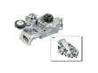 02-07 Jaguar V6 X Type 3.0  Water Pump border=
