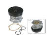 99-01 Saab 9-5 Sdn I4 Base/2.3t B235E  Water Pump border=
